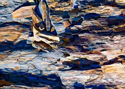 Cheryl Hassen - Some Things Are Not What They Seem (Fine Art Photography; Rock Artistry)